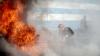 Incendiu DEVASTATOR în Ucraina! O uzină a fost cuprinsă de flăcări