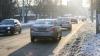 TUPEU INCREDIBIL! Cum şi-a parcat maşina o şoferiţă din Capitală (FOTO)
