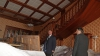 Dodon a inspectat sediul Președinției, devastat în aprilie 2009: Timpul s-a oprit în loc (FOTO)