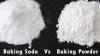 STUDIU: diferenţa dintre bicarbonat de sodiu şi praf de copt. Toată lumea trebuie să ştie asta