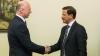 Pavel Filip, către ministrul Economiei din Emiratele Arabe Unite: Suntem deschişi pentru investiţii