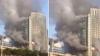 Un hotel de lux din China a luat foc. Salvatorii au găsit zece cadavre prin dărâmături