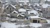 Lapoviță și ninsoare în toată țara! Zeci de localități au rămas FĂRĂ CURENT electric