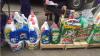 Detergenţi de contrabandă comercializaţi pe străzile din Capitală. Un bărbat a fost reţinut