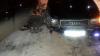 Accident rutier la Drochia: Un bărbat BEAT CRIŢĂ a băgat în spital o tânără