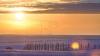 METEO 1 februarie: Cer variabil şi polei. Meteorologii vin cu veşti bune pentru următoarele zile