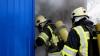 40 de pompieri din ţară trec testul de rezistență în labirintul cu fum (VIDEO)