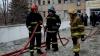 Incendiu la Institutul de Ftiziopneumologie din Capitală. Două autospeciale, la faţa locului  (VIDEO)