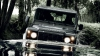 IMAGINI DE INFARCT! Cum este distrus un Land Rover Defender (VIDEO)