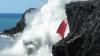 SPECTACOLUL NATURII: Cascade de lavă în Hawaii (VIDEO)