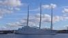 Cum arată cel mai mare iaht din lume, construit pentru miliardarul rus Andrei Melnicenko