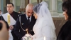 """Nuntă cu epoleţi. Un cuplu de polițiști de frontieră au spus """"DA"""" în fața altarului (FOTO)"""