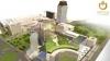 În România se va contrui un imobil de 155 de metri. Va fi cea mai înaltă clădire din ţară