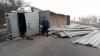 ACCIDENT la Peresecina! Un camion cu piloni de beton s-a răsturnat (FOTO/VIDEO)