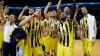 Fenerbahce Istanbul a învins-o pe ŢSKA Moscova pentru a 2-a oară în actuala ediție a Euroligii de baschet