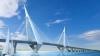 China a început construcția unui pod multifuncțional de peste cinci kilometri către o insulă artificială