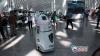 Patrulează sala de așteptare dintr-o gară. Primul robot-polițist a început să lucreze în provincia Henan