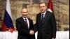 Recep Erdogan, preşedintele Turciei, va merge în martie la Moscova