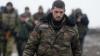 Comandantul separatist Ghivi, înmormântat la Doneţk. Cozi imense s-au format la funeralii