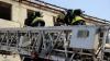 Bloc cuprins de flăcări! Salvatorii și-au testat capacitățile de intervenție în condiții extreme (VIDEO)