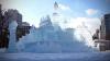 Tărâm de gheaţă în Japonia. Sute de sculpturi au fost expuse pe străzile oraşului Sapporo