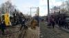 GRAV ACCIDENT FEROVIAR în Belgia: Cel puţin un mort şi 25 de răniţi