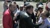 """(VIDEO) Jurnal TV a ascuns faptul că reporterul Vadim Ungureanu a fost agresat de reprezentanţii partidului """"DA"""""""