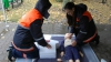 ŞI TU POŢI FI EROU! Zeci de cetăţeni au învăţat cum pot salva viaţa unui om (VIDEO)