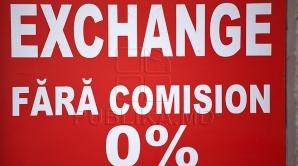 CURS VALUTAR 25 septembrie: Leul se depreciază faţă de moneda unică europeană