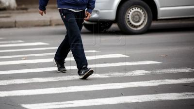 Grav accident în sectorul Ciocana din Capitală. Un tânăr de 23 de ani, lovit de o maşină