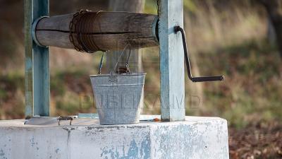 Apa, un lux pentru oamenii din satul Horodiște, raionul Călărași. Majoritatea fântânilor din localitate au secat