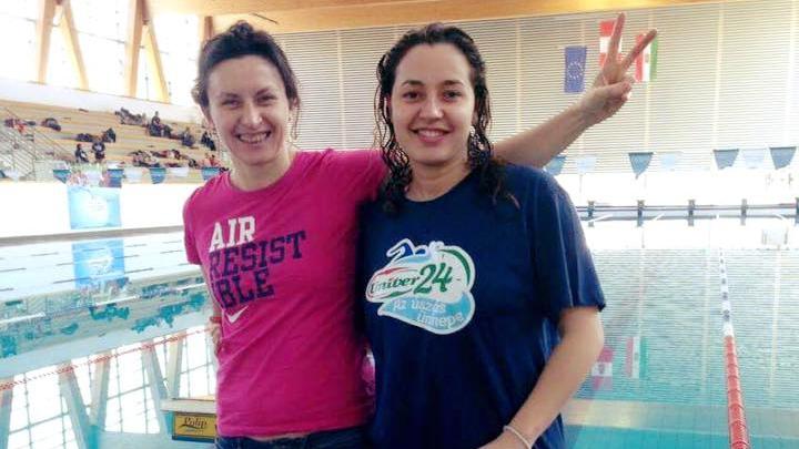 Performanţă incredibilă! Cine este studenta din România, care a înotat 24 de ore neîntrerupt