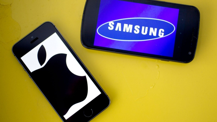 Samsung va livra companiei Apple 60 de milioane de ecrane OLED pentru viitoarele iPhone-uri