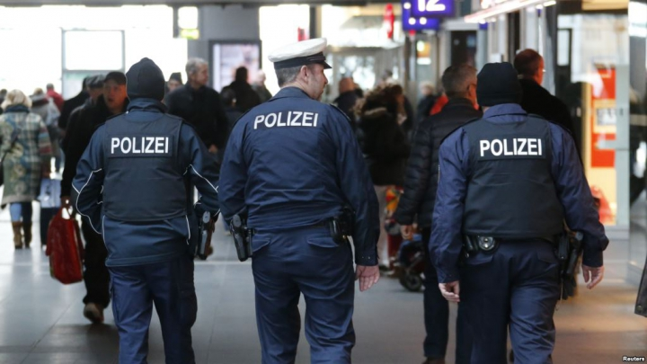 Un rus, arestat în Germania! Este acuzat că a participat la antrenamente militare alături de ISIS