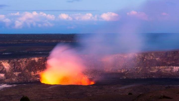 A fost descoperită o rezervă imensă de carbon topit sub partea de vest a Statelor Unite