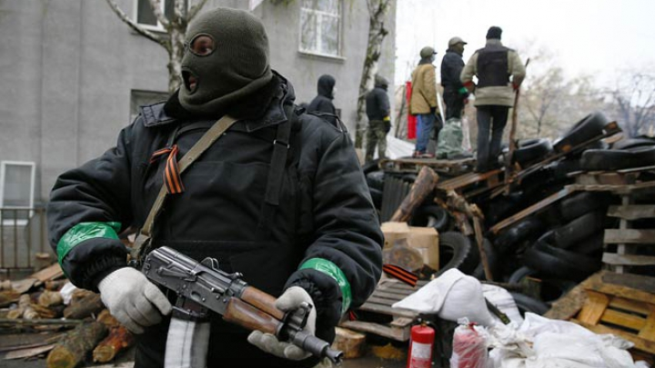 SUA au cerut Rusiei să respecte armistiţiul din Ucraina