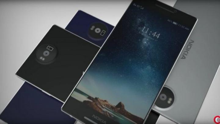 Cum arată telefonul Nokia care se va bate cu Galaxy S8 şi iPhone 8! Preţul este neașteptat de mic (VIDEO)