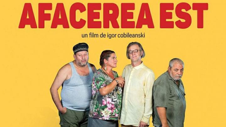 """Filmul """"Afacerea Est"""" de Igor Cobileanski va rula, în premieră, la Chişinău"""