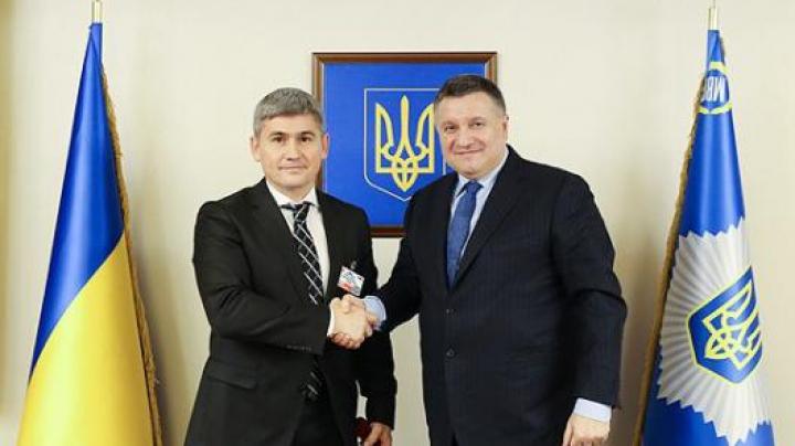 Alexandru Jizdan s-a întâlnit cu omologul său ucrainean. Subiectele abordate