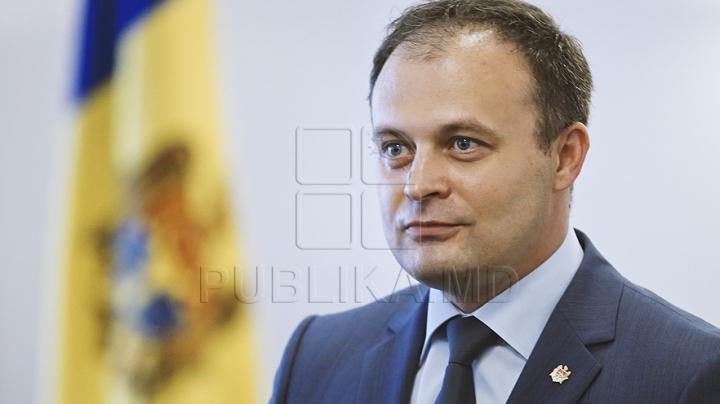 Andrian Candu pleacă în Germania, unde va prezenta prioritățile țării privind integrarea europeană
