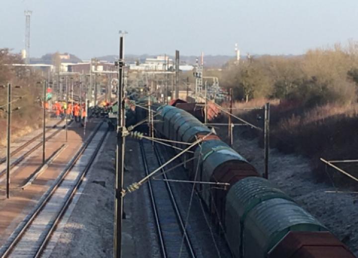 GRAV accident feroviar în Luxemburg. Mai multe persoane au fost rănite (FOTO)