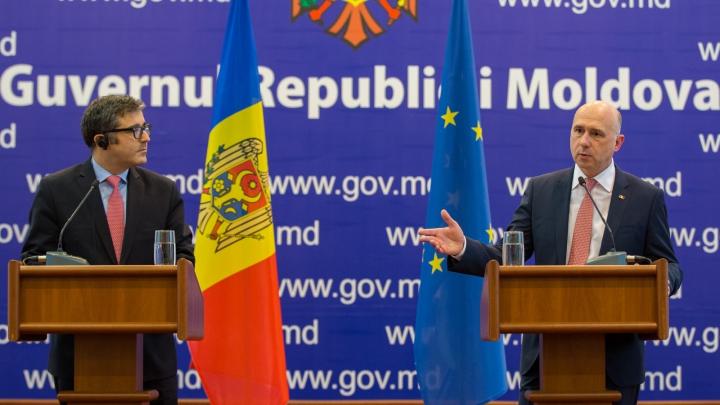 Experții FMI apreciază progresele înregistrate de autoritățile de la Chișinău (FOTO)