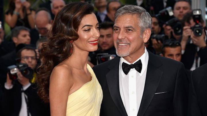 George Clooney va deveni tată de gemeni. Când se va întâmpla