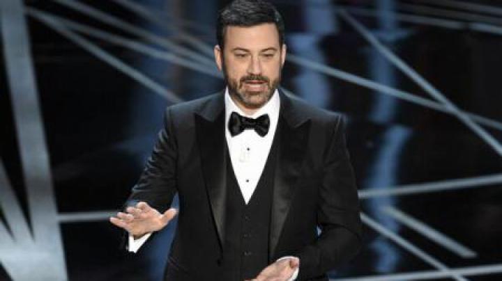 Peste 150.000 de persoane au redifuzat tweet-ul trimis de Jimmy Kimmel președintelui Trump la gala premiilor Oscar