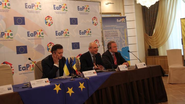 UE va oferi 3.34 milioane de euro pentru ca Moldova și Ucraina să dezvolte proiecte transfrontaliere