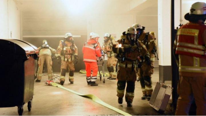 Incendiu la o saună din Berlin. Cel puţin trei persoane au murit