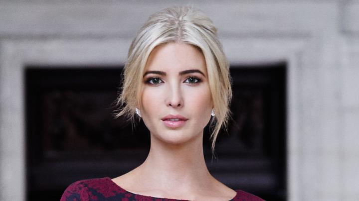 O consilieră de-a lui Donald Trump face reclamă produselor fiicei preşedintelui
