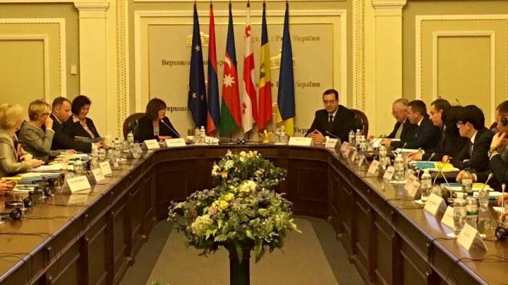 Marian Lupu a efectuat o vizită la Kiev. Cu cine s-a întâlnit şi ce subiecte au abordat