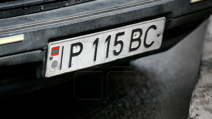 Câte maşini transnistrene au fost înmatriculate în dreapta Nistrului. Ce se va întâmpla de la 1 aprilie