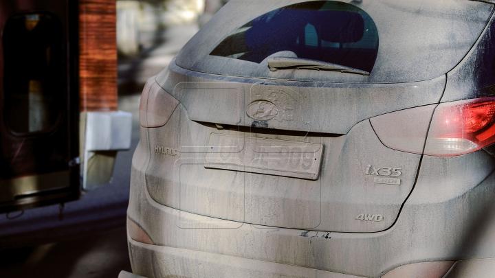 AUTOSTRADA.MD: Cum sunt pedepsiţi şoferii maşinilor cu numere de înmatriculare murdare